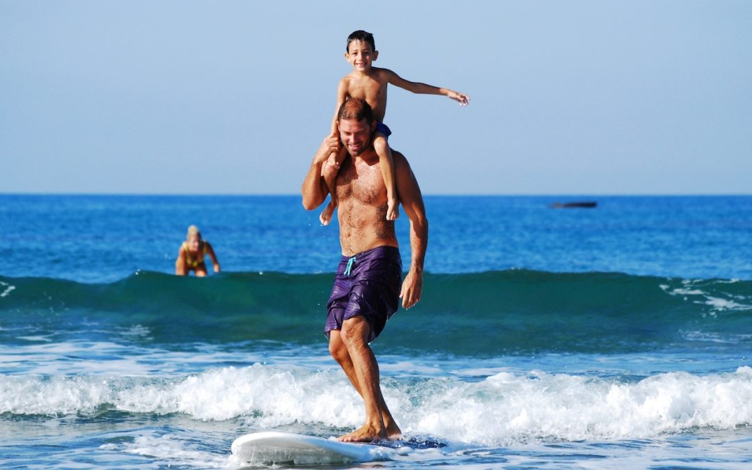 Five Traits of Surfers and Caregivers