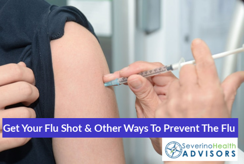 6 Ways To Avoid Getting The Flu & Signs You Need To See The Doctor